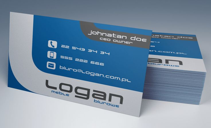 Logan Business Cards