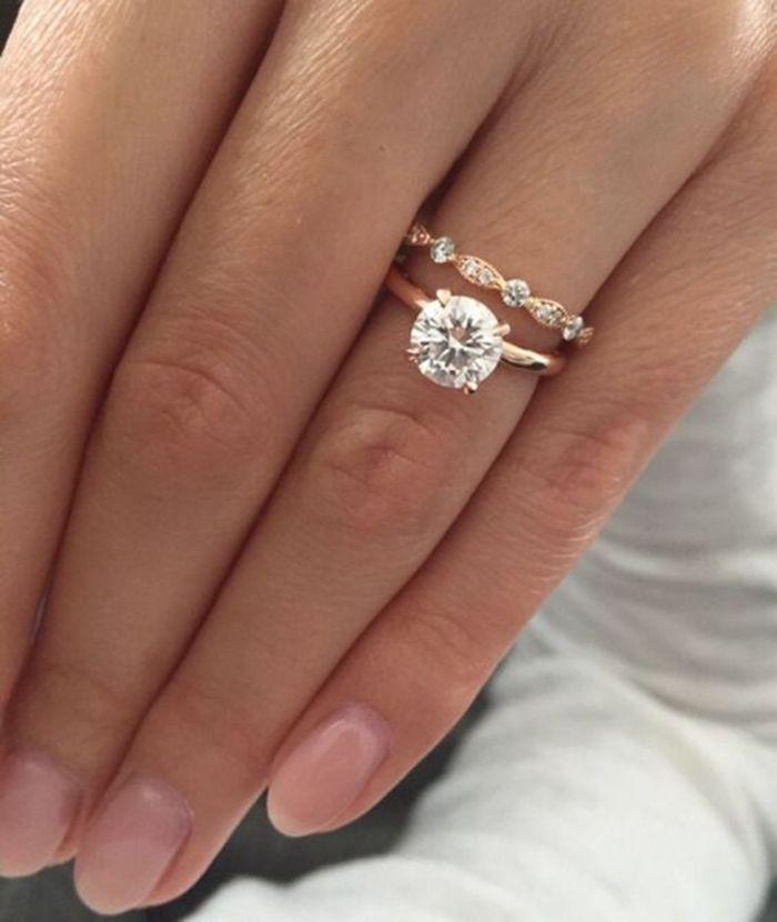 Här är förlovningsringen alla på Pinterest älskar | ELLE