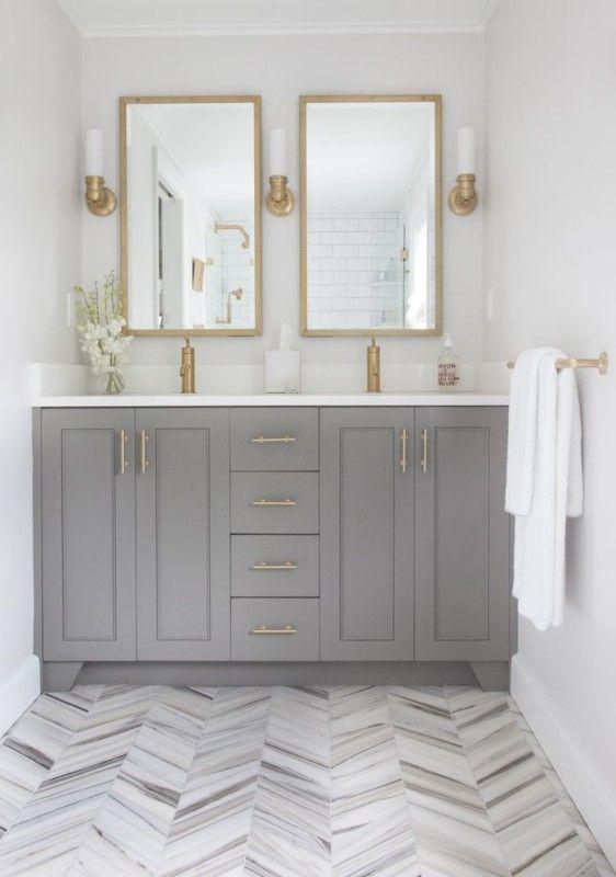 Great Bathroom Vanity Ideas For Small Bathrooms - L' Essenziale