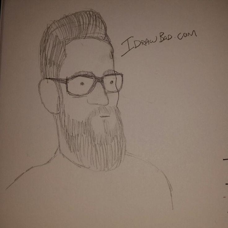 Pencil drawing of reddit get drawn waltwhiteee
