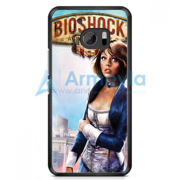 Bioshock Infinite Game HTC One M10 Case | armeyla.com