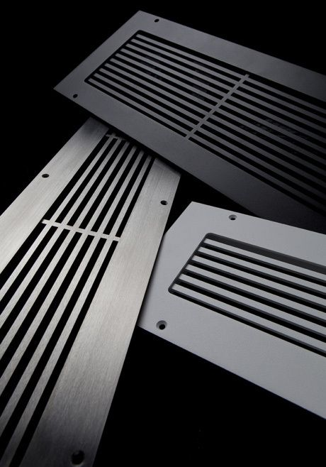 Pro-Linear Vent Cover - Vent and Cover