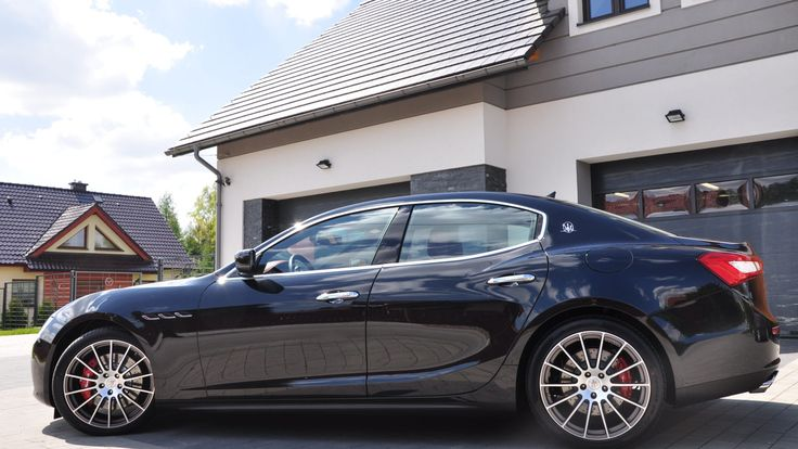 Maserati Ghibli – Fireball – profesjonalne kosmetyki samochodowe oraz powłoki ceramiczne