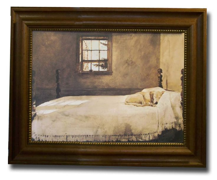 Has Always Been One Of My Favorites Master Bedroom By Andrew Wyeth