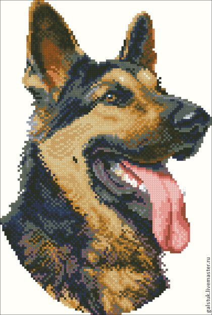 159 Best Dogs Images On Pinterest Crossstitch Cross