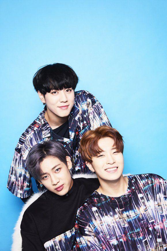 Yugyeom, BamBam, and Youngjae