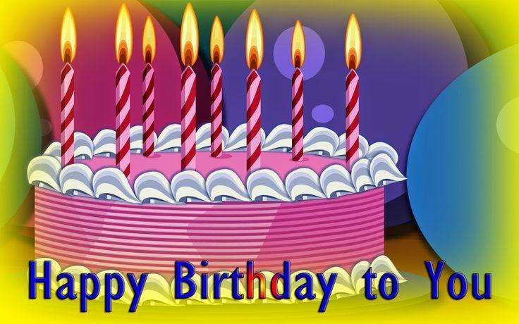 Happy Birthday greetings for Whatsapp