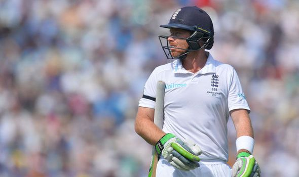 IAN BELL looks to have played his last match for England after he was dropped from the squad to face South Africa in the four Test tour this winter.