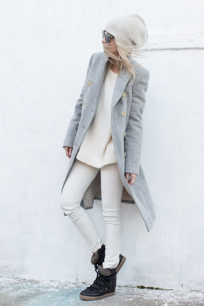 Neutrals | #street #style #streetstyle #fashion #ootd #fall #fashion #chic #winter #outfit #trend