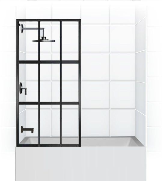 22 Best Window Framed Shower Doors Images On Pinterest Bathroom