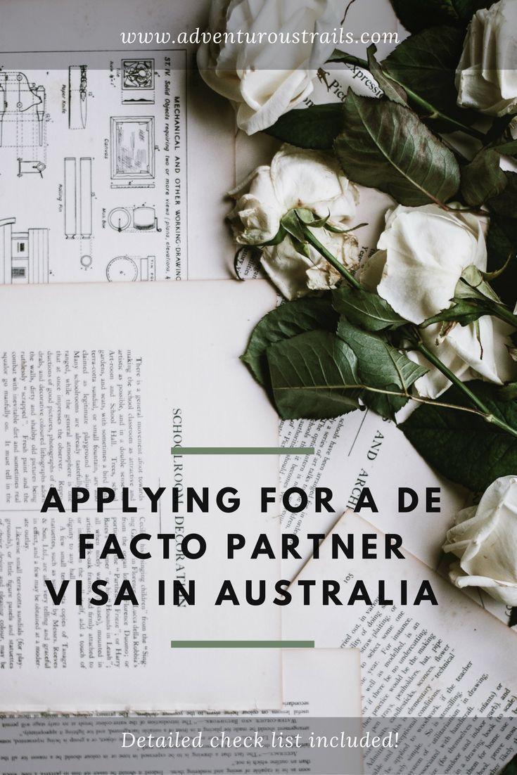 sample invitation letter for visitor visto australia%0A Applying For A Partner Visa In Australia
