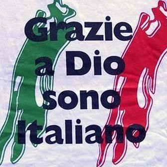Thank God I'm Italian!!