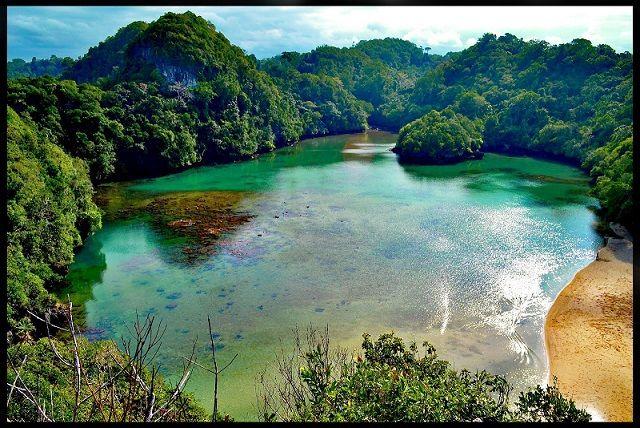 Segara Anakan at Sempu Island