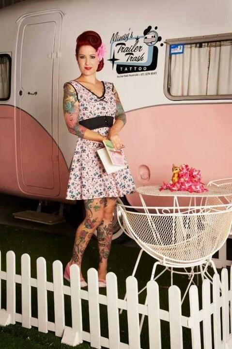 10 best caravan tattoos images on pinterest gypsy