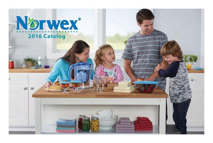 Norwex 2016 Catalog