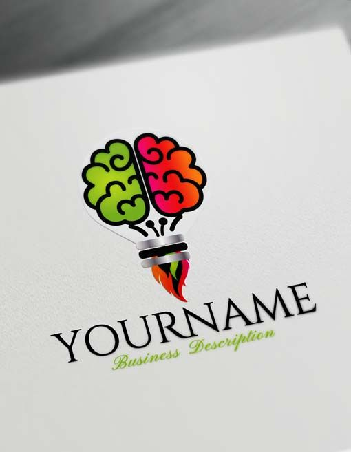 Create Your Own Idea Logo with Free Logo Maker Online Design your Own Idea Logo Free Create your own Free #IdeaLogo using the best Free #LogoCreator app. Without obligations, use the online logo generator software to design your own #logos, in real time.