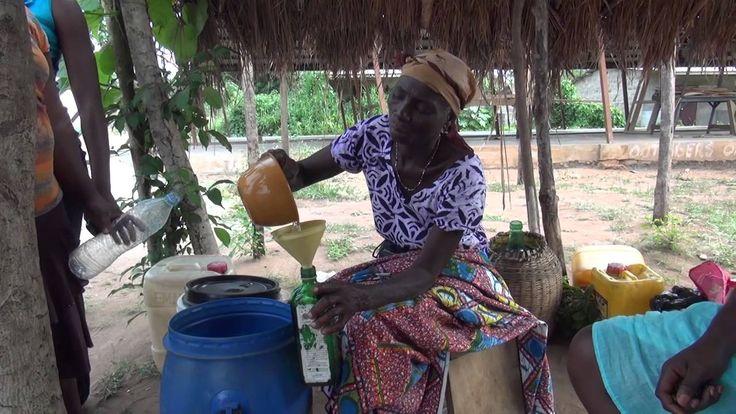 Ghana, IMFH 2013 : Abor Market & bakery