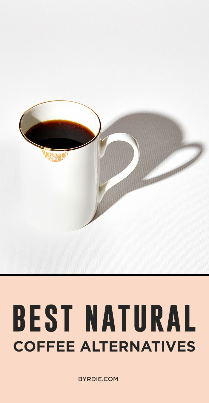 Flaxseed oils, chia seeds, bananas, eggs, & more natural coffee alternatives that will give you energy without the crash.