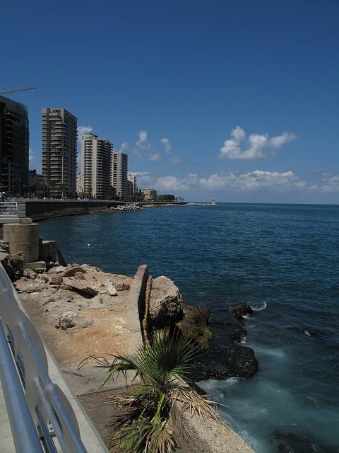 Corniche - Beirut , Lebanon