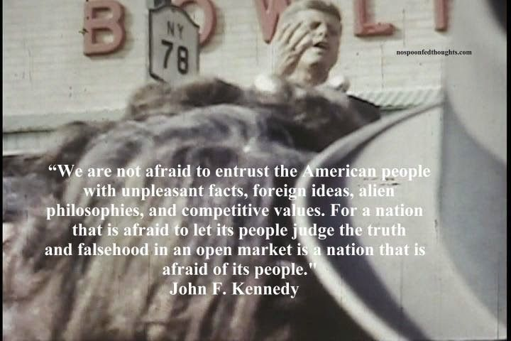 JFK Entrust the People