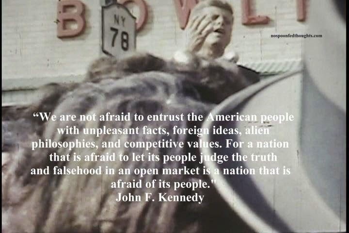 JFK Entrust the People