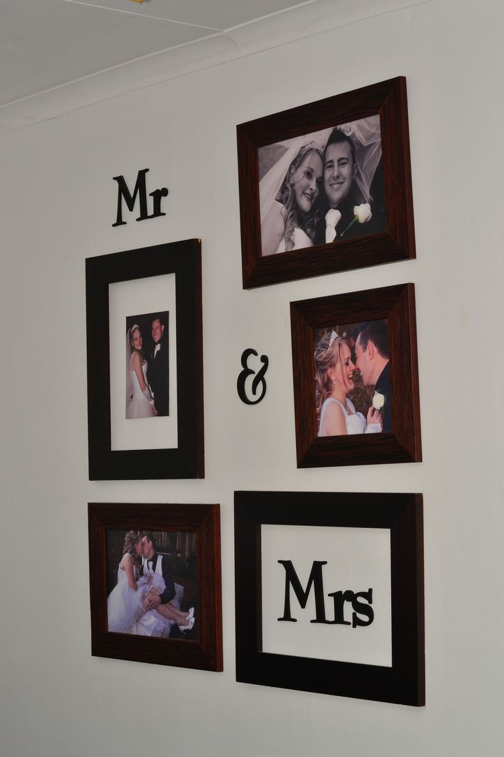 Mr & Mrs Wall