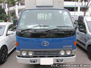 Toyota Dyna 150 (COE till 03/2017)