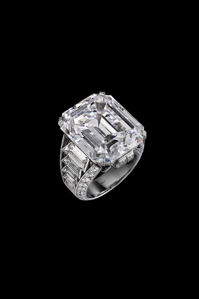 Бриллианты, золото, волшебство — новая коллекция драгоценностей Cartier Magicien   Украшения   VOGUE