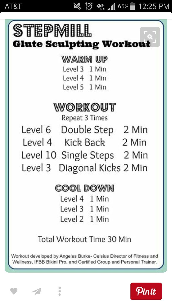 stairmaster workout machine