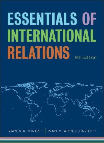 international relations theory book pdf