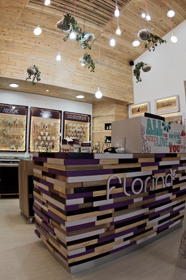 FLORINA (C.C. Titán Plaza, Bogotá) by Plasma Diseño , via Behance