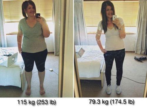 Step 3 cambridge diet weight loss