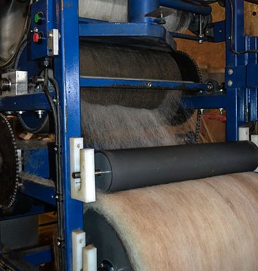 Fiber Processing turning your alpaca & animal fiber into yarns & more