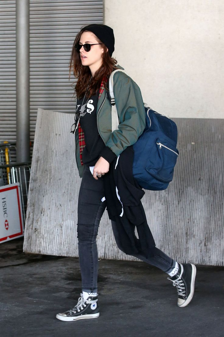 Kristen Stewart Street Style Images Galleries With A Bite