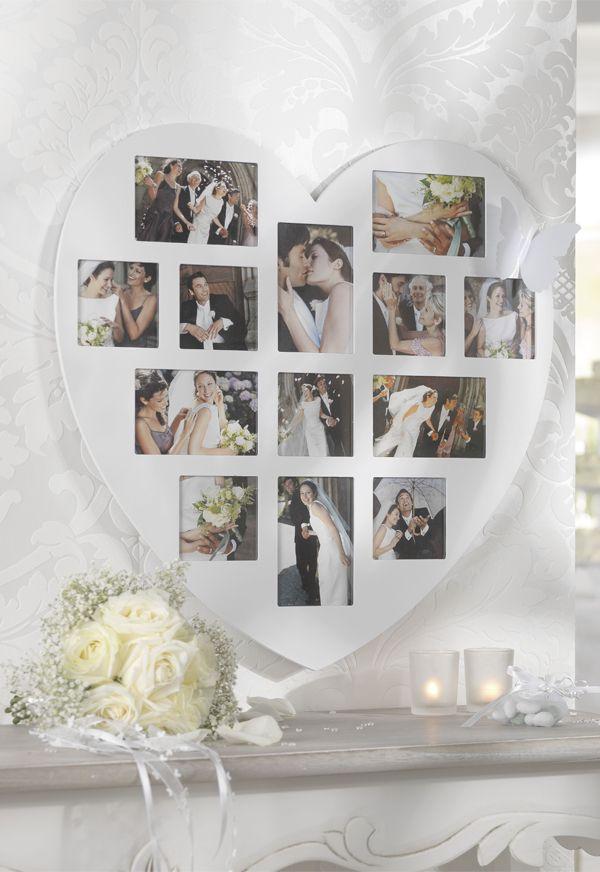 Die schönsten Fotos für deine Hochzeit!  #hochzeit #fotos #deko #wanddeko