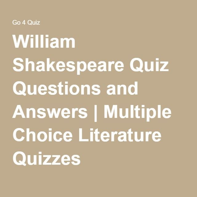 unanswered questions in william shakespeares hamlet Hamlet questions and answers  in act 4 of shakespeare's hamlet, laertes unexpectedly sails back from france after hearing the news of his father,.