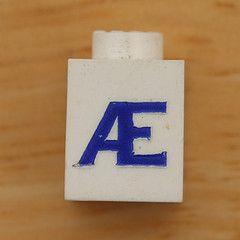 Lego letter  (Leo Reynolds) Tags: canon eos iso100 ebay lego letter 60mm f80 letterset  notrandom 40d hpexif 0033sec xsquarex xratio11x legothick xleol30x