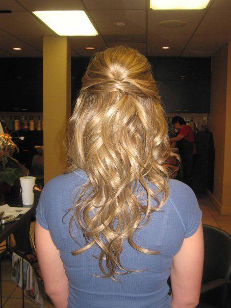 Haare tonen trotz ombre