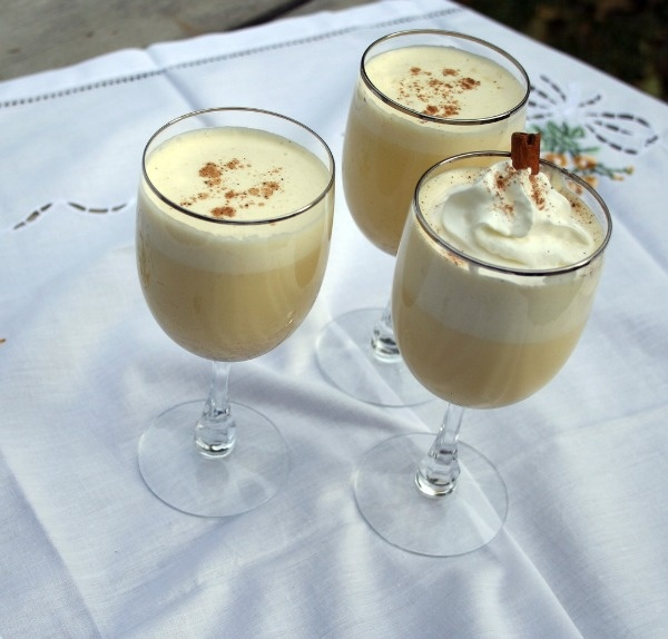 Delicious Homemade Eggnog Recipe Just like I made when I was little...cant
