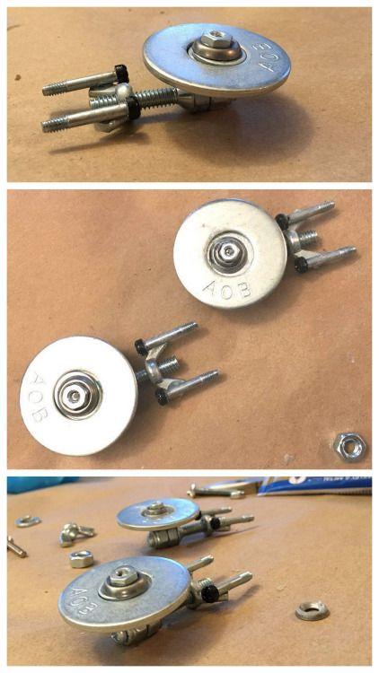DIY Hardware Store Star Trek Enterprise 1701 Tutorial from...
