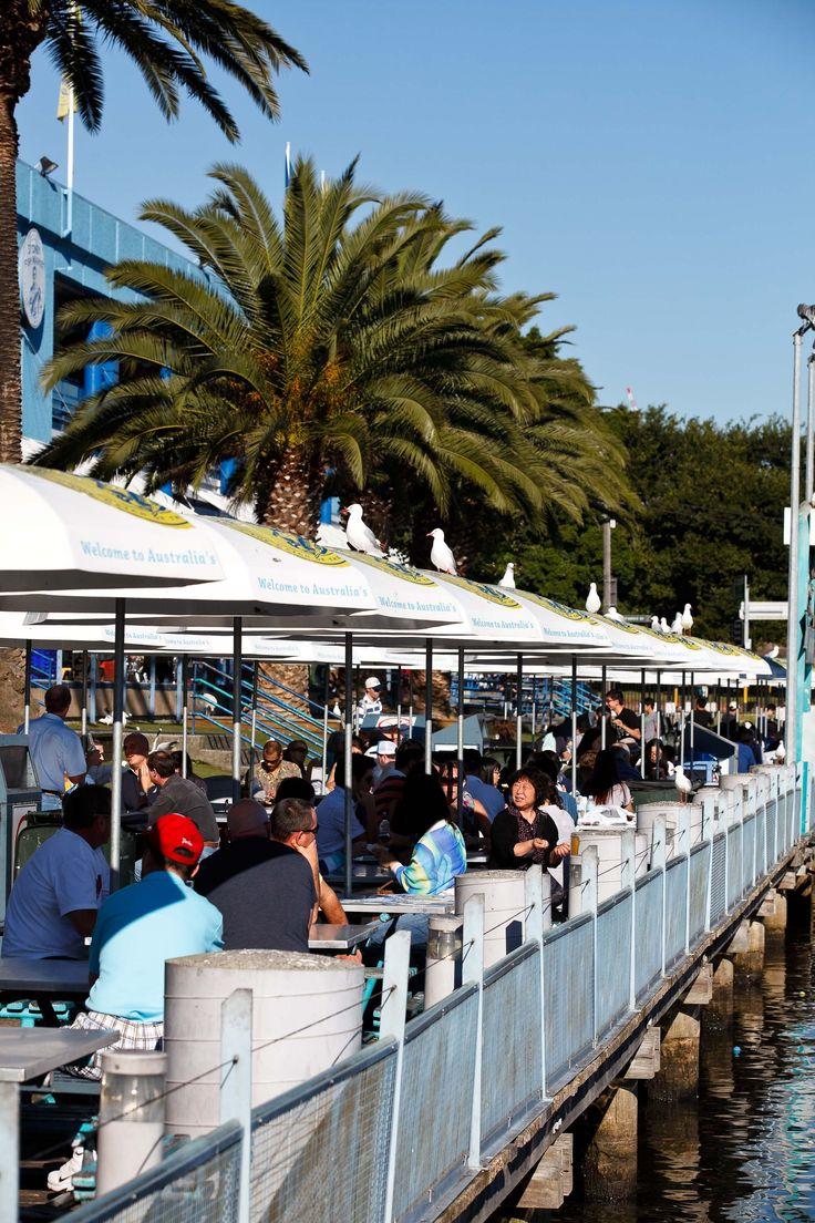 60 best travel spots australia nz cities etc for Closest fish market