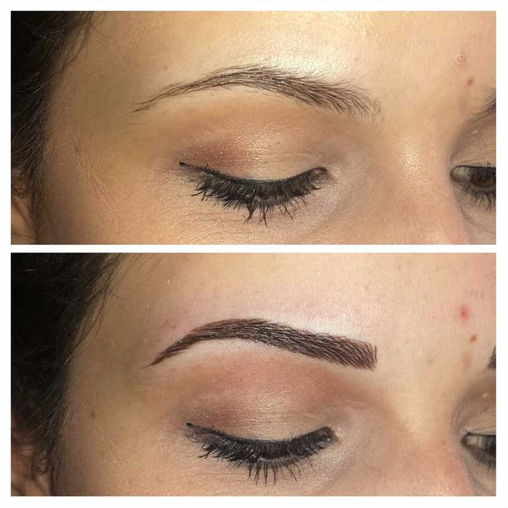 48 best images about tattooed eyebrows on pinterest semi
