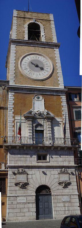Ancona, Marche, Italy - Torre dell' Orologio