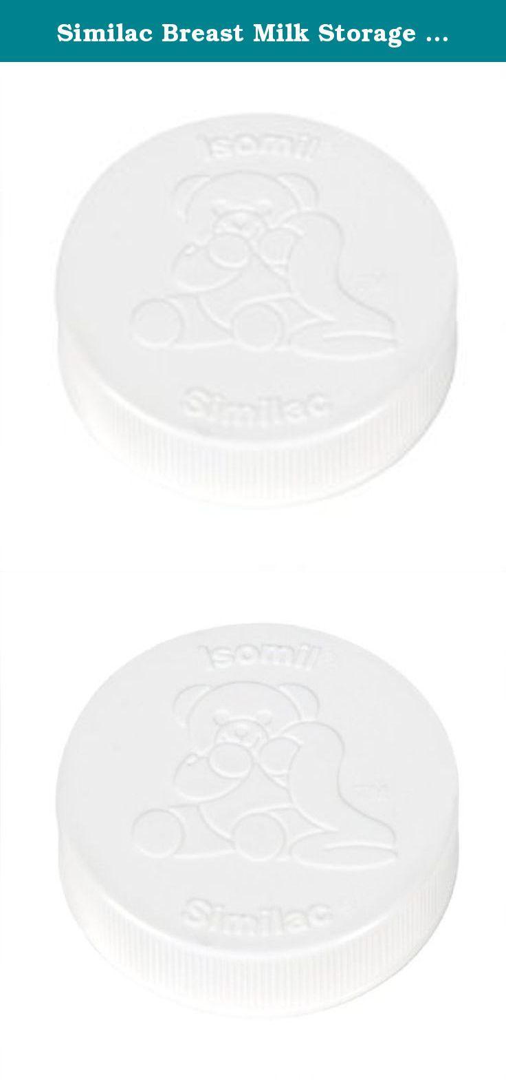 Similac breast milk storage bottles