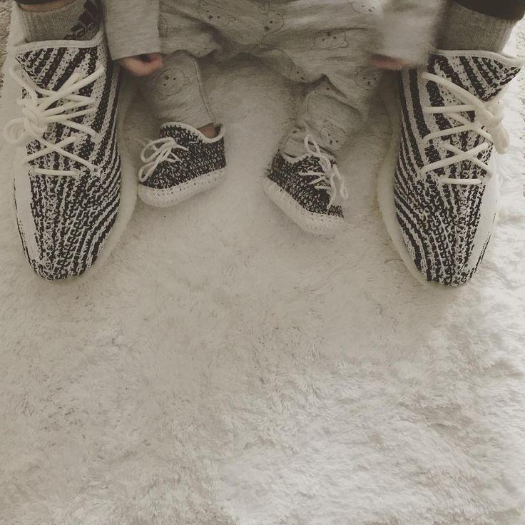 Liam Payne (@liampayne) op Instagram: Like father like son.❤️#yeezy #fatherandson