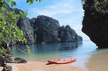 #Thailande - Ko Lanta Noi beach