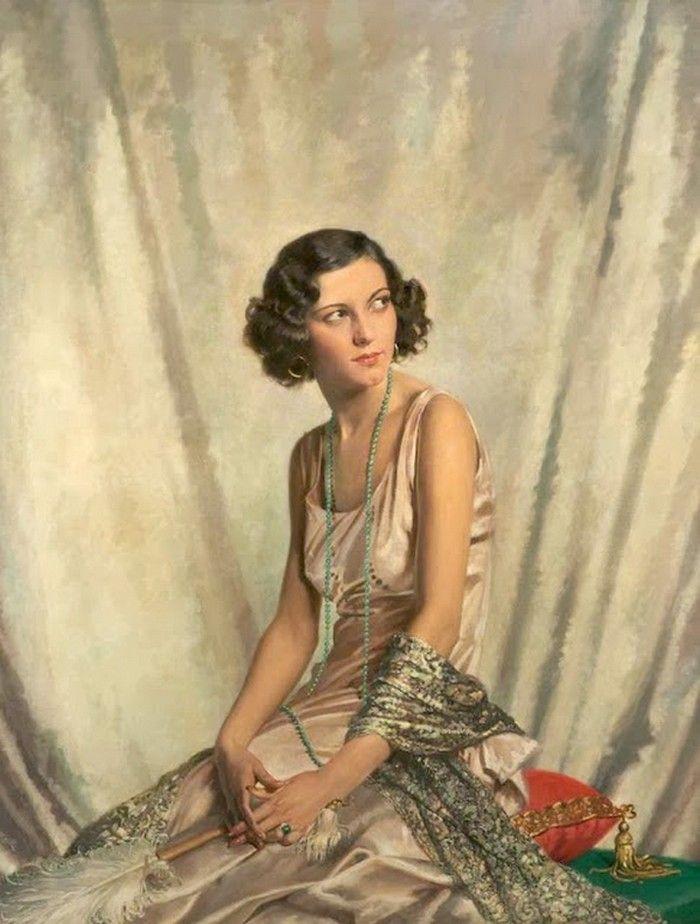 Howard Somervell Paintings For Sale