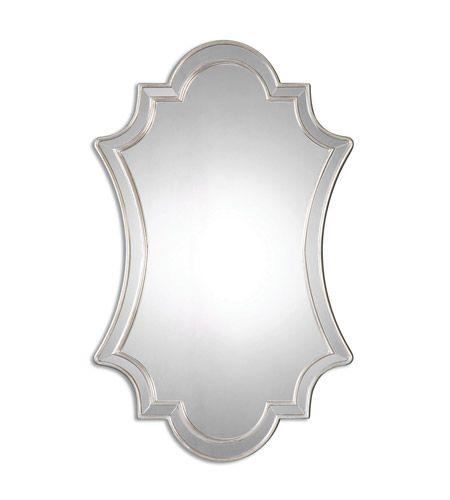 Hey Look What I found at Lighting New York  Uttermost 08134 Elara 43 X 27 inch Antique Silver Wall Mirror #LightingNewYork
