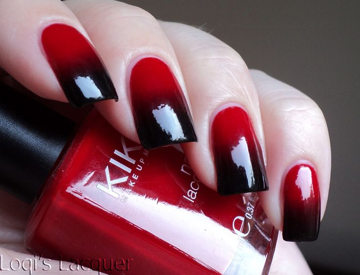 red and black gradient - photo #45