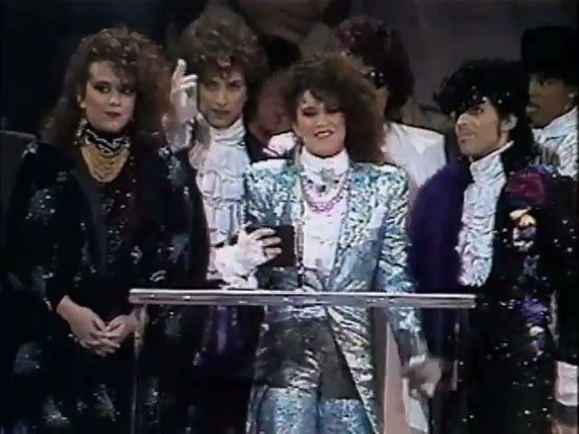 Prince and the Revolution, American Music Awards 1985 by SummerSizzler, via Flickr